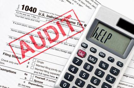 tax audits IRS
